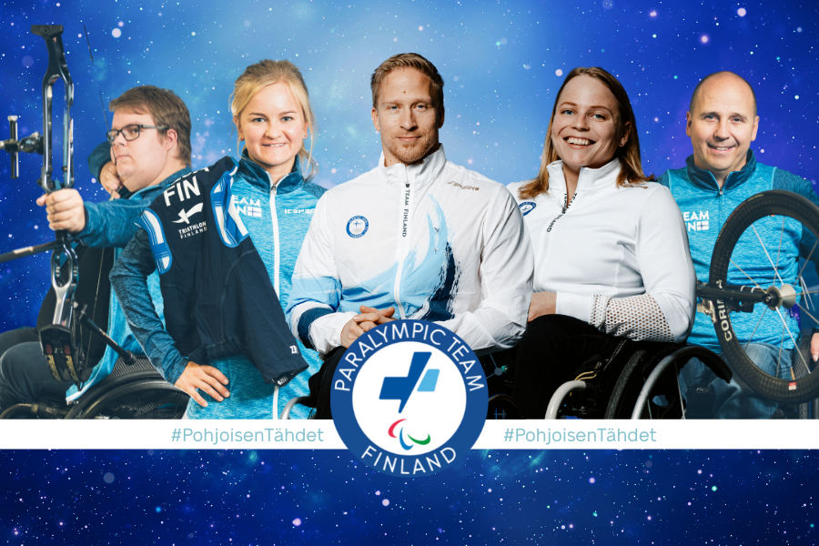 Jere Forsberg, Liisa Lilja, Leo-Pekka Tähti, Amanda Kotaja ja Toni Piispanen kuvassa.